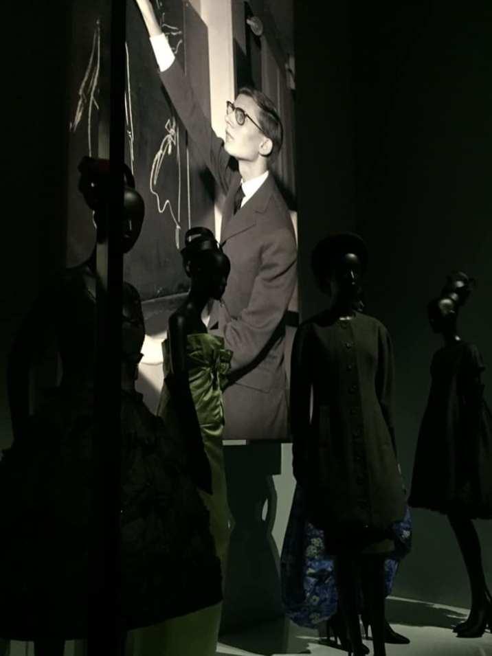 Yves Saint Laurent, Dior Creative Director