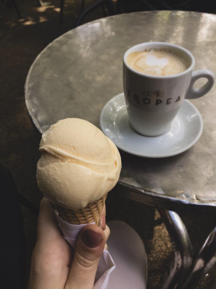 Caffè Tropea, italian gelato