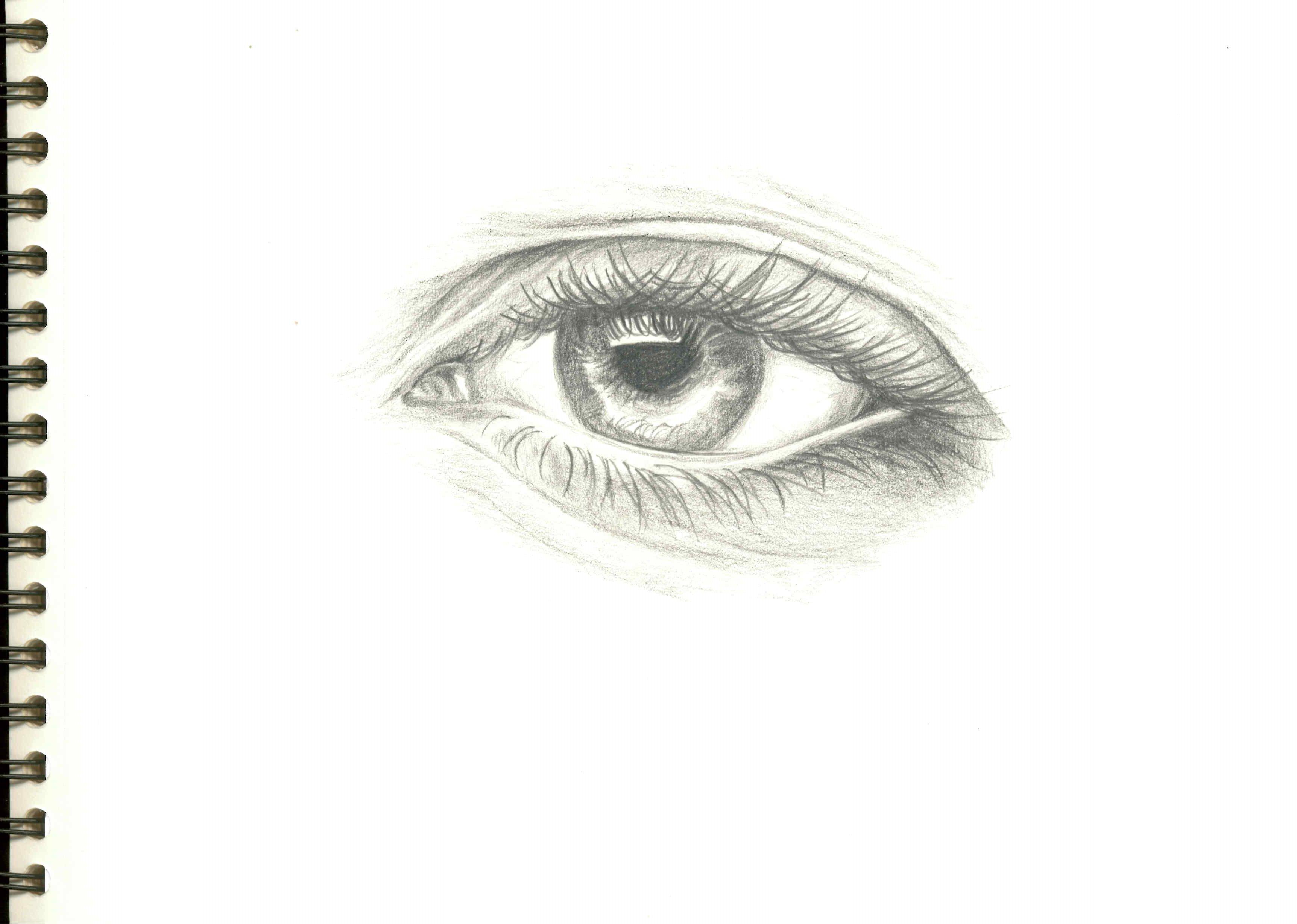 Pin Eye Like Drawing Public Art Functional Flow Block
