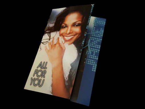 Janet Jackson All For You Concert