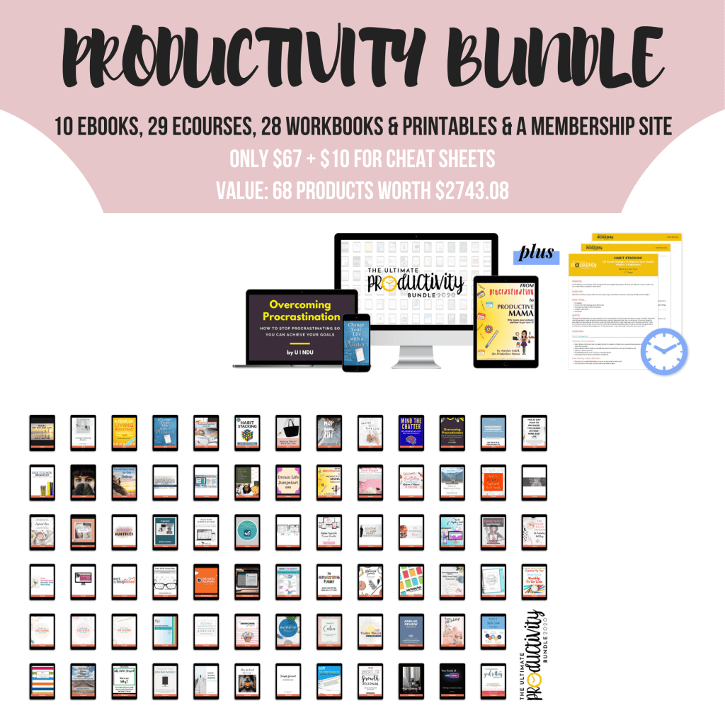 productivity bundle