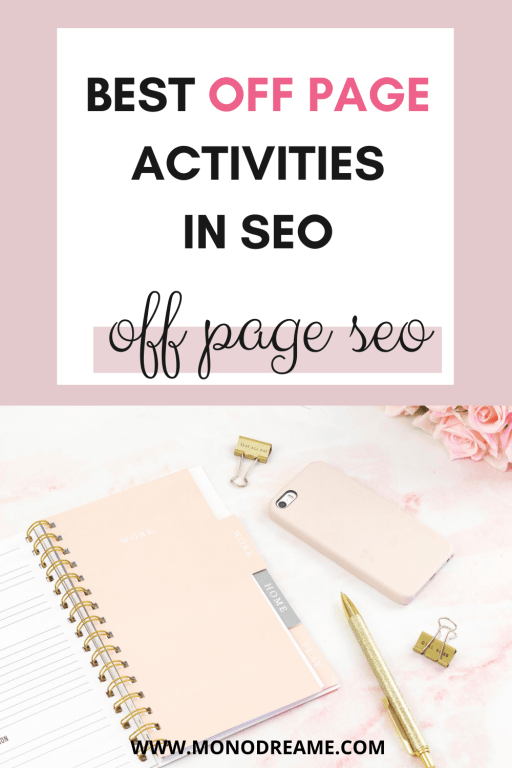 off-page seo practice