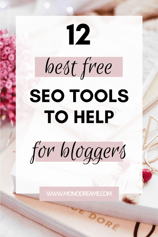 free seo tools for blogger