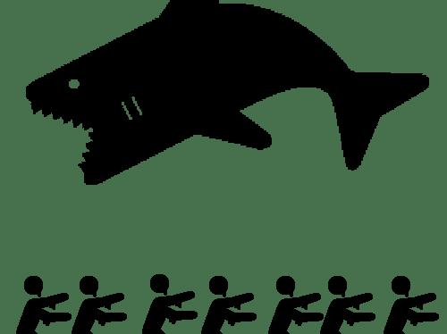 コラム物語論。サメ映画とゾンビ映画に見る表現の可能性。映画リスト付き。