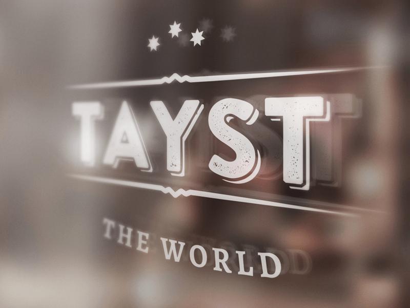 Tayst_logo_Design