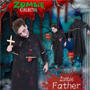 【コスプレ】ZOMBIE COLLECTION Zombie Father(ゾンビ神父)