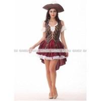 女海賊コスプレ衣装