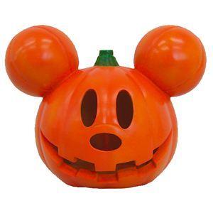 【コスプレ】RUBIE'S(ルービーズ) DISNEY(ディズニー) ランタン Lightup Blinking Pumpkin Mickey(ライトアップ ブリンキング パンプキン ミッキー)