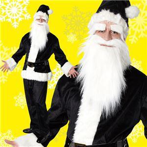 【クリスマスコスプレ 衣装】GOGOサンタさん(ブラック) 4560320827733