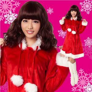 【クリスマスコスプレ】ダイアナサンタ