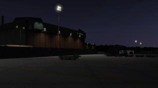 Realistische Lichtkegel - eine Stärke von X-Plane 11
