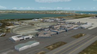 Altes Terminal in P3D