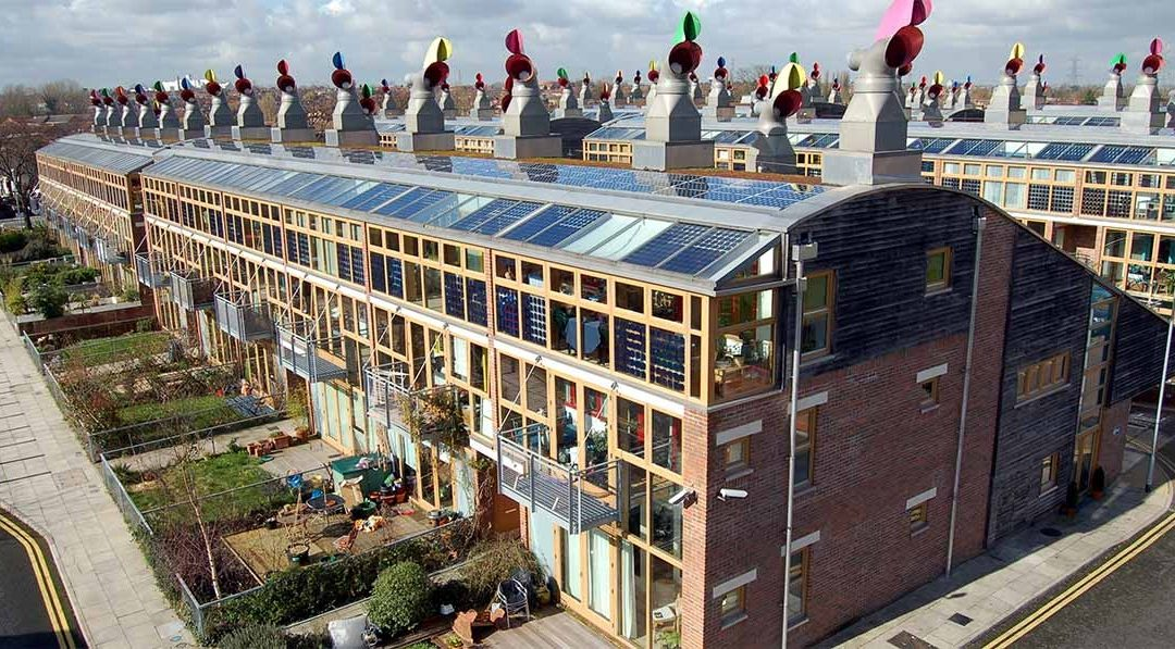 Passive House is a Perfect Fit for Monolith Products