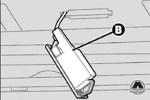 Руководство по замене ламп Alfa Romeo 159 Действия в