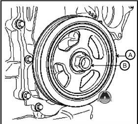Привод газораспределительного механизма Kia Cerato c 2010