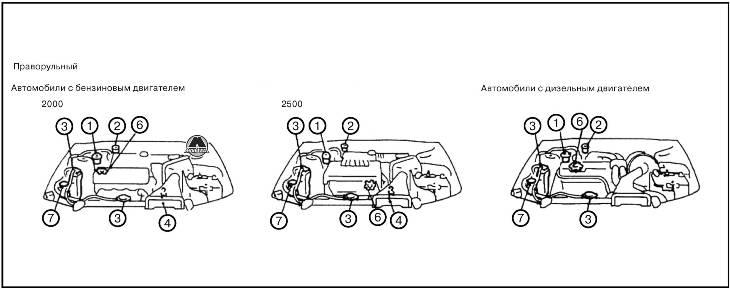 Mitsubishi Galant 2007 Инструкция По Эксплуатации