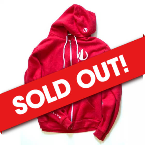 Monolith Hoodie SoldOUT