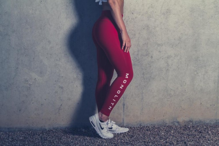 Monolith OG Leggings Red