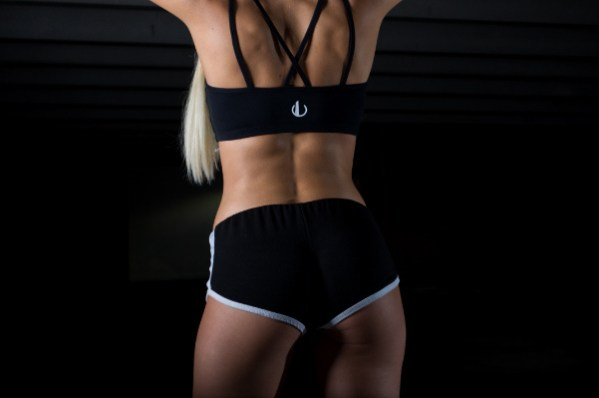 Womens Dart Shorts 4