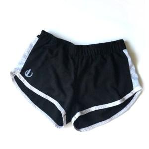 Womens Monolith Dart Shorts