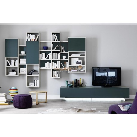 mobila living hogan - Mobilă de artă modernă, la comandă