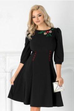 rochie-ladonna-neagra-cu-broderie-florala-handmade-262469-1