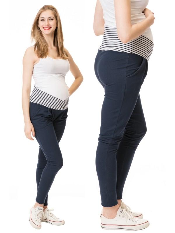 pantaloni gravide love jeans 3530 - Haine lejere pentru gravide pe Iya.ro