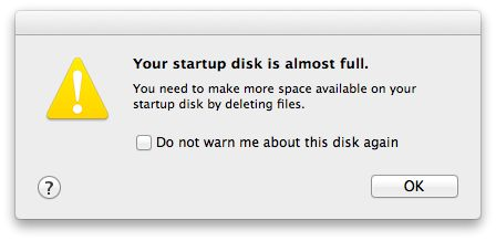 diskfull