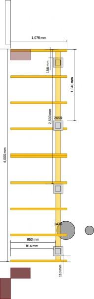 Deck Plan Foundation