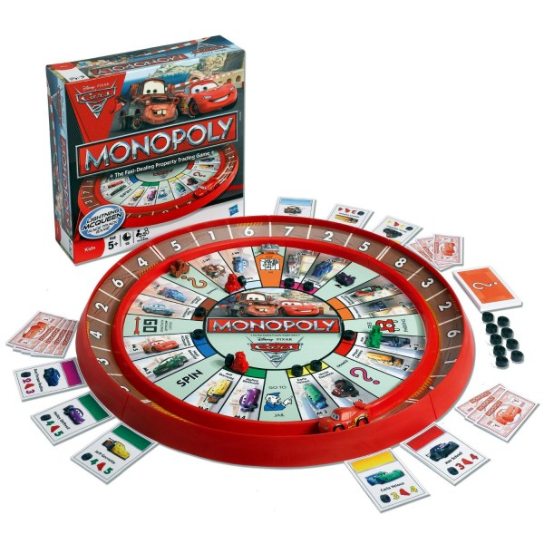 Movie And Television Themed Monopoly Board Games