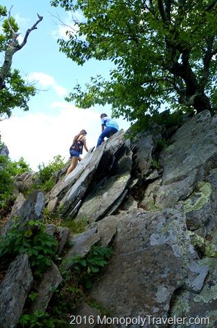 The Rock Scramble