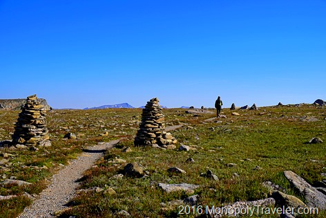 Exploring the Continental Divide Trail