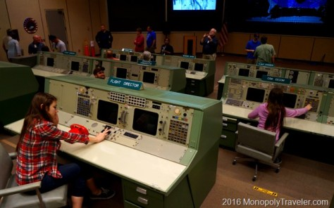 NASA's old Mission Control