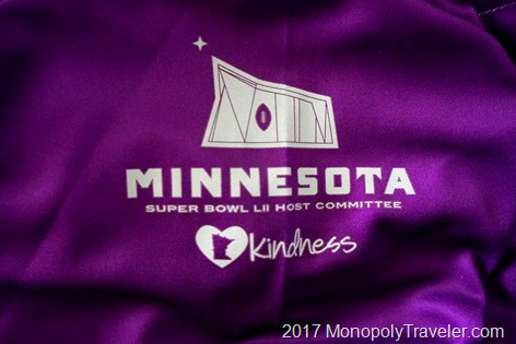 Minnesota Host Committee logo