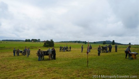 Cannon Demonstrations
