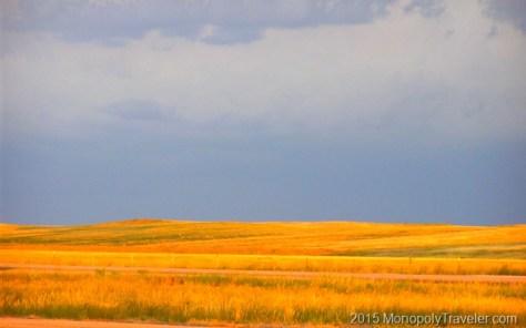 A Prairie Storm