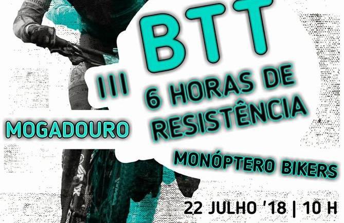 III Prova de Resistência – BTT – 6 Horas