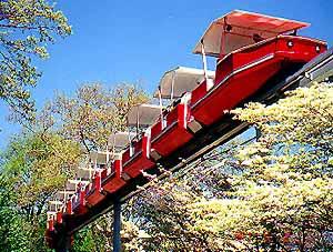 Novelty MonorailsPhiladelphia Zoo