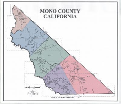 Patrol Mono County California