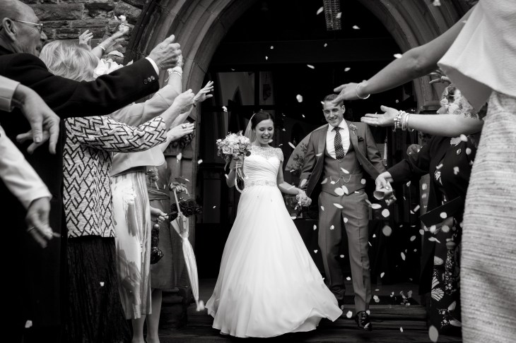 Sophie and Darren ~ Mere court wedding