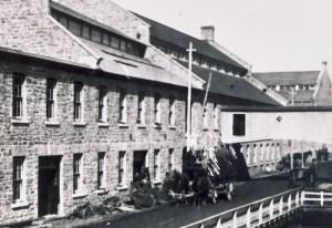 L'usine E.B. Eddy en 1930.