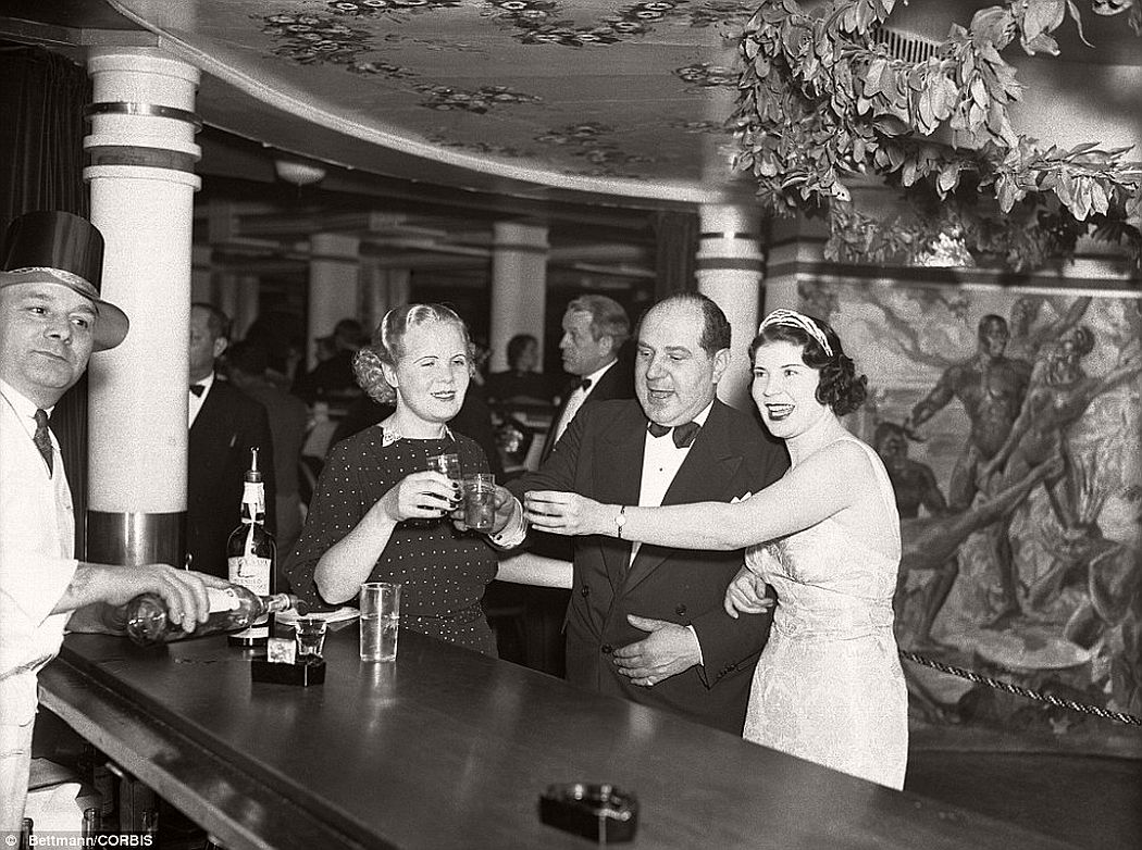 Image result for New Years Eve vintage photos