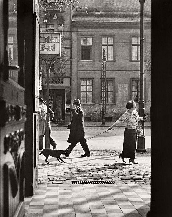 Vintage The Golden Twenties in Berlin 1920s  MONOVISIONS
