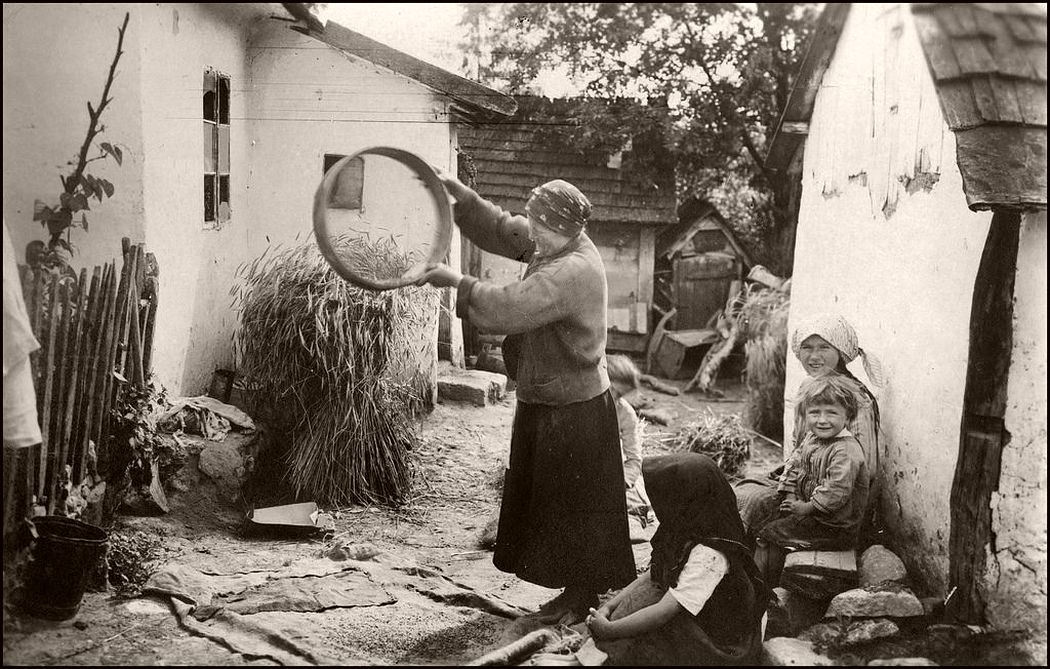 Vintage Daily Life In Galicia Eastern Europe 1920s