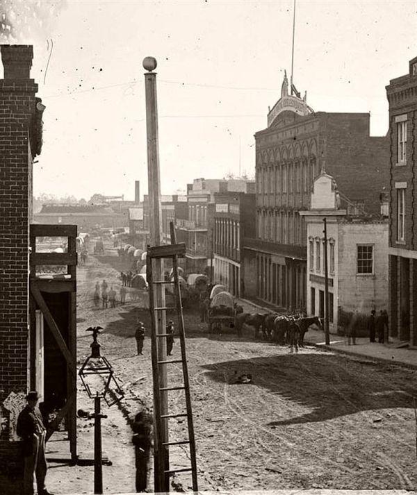 Atlanta Georgia Before Civil War