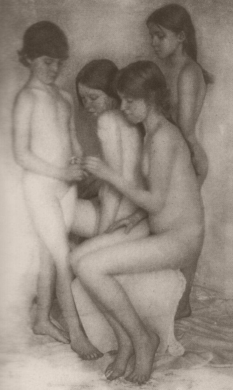 Women at Scott Nichols Gallery  MONOVISIONS