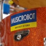 IROPS-3 ドラムセットの構成とパーカッションの付加