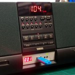 保護中: 【機器レストア】YAMAHA MDP10 伴奏くん  USB-FDドライブ化とパフォーマンス