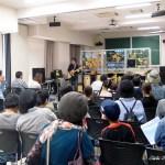 福井大学きてみてフェア2018『MUSICROBOT ロボットの解説トークとミニライブ!』を終えて