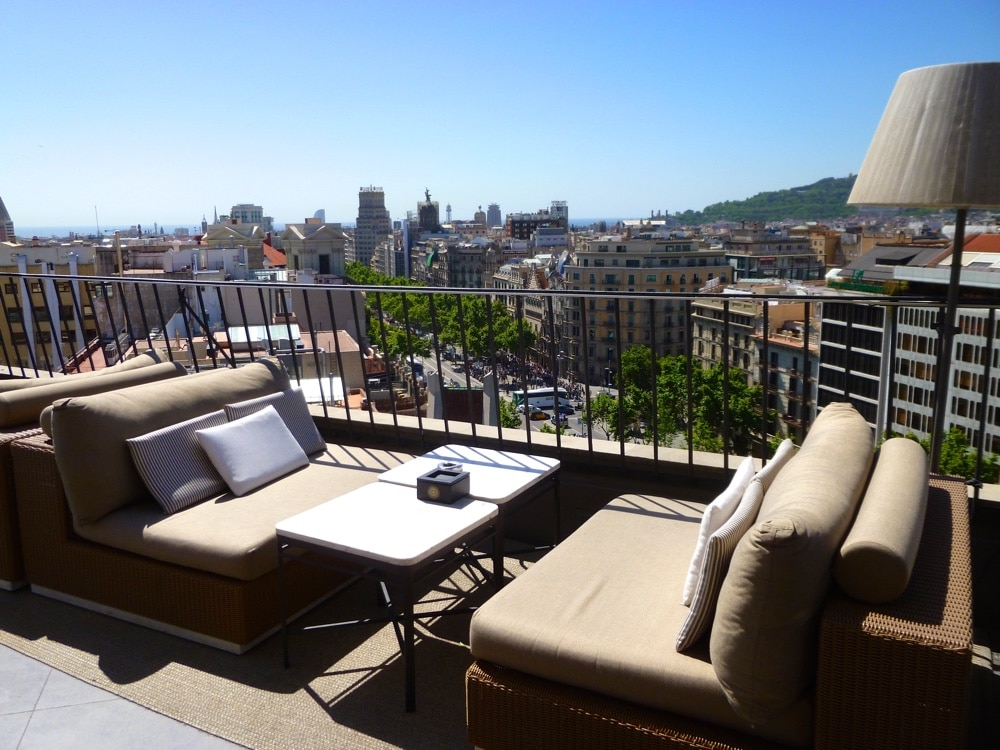Le Majestic  Barcelone un htel au luxe authentique